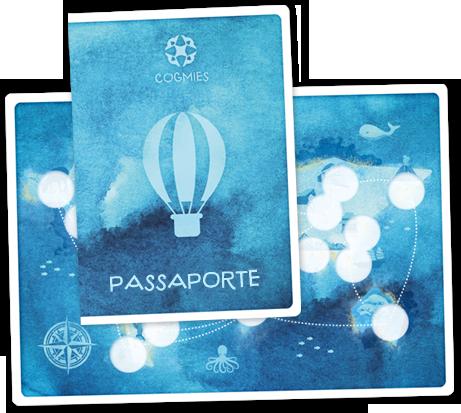 Passaporte COGMIES